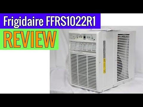 Frigidaire FFRS1022R1 10000 BTU 115 volt Slider 2019 review