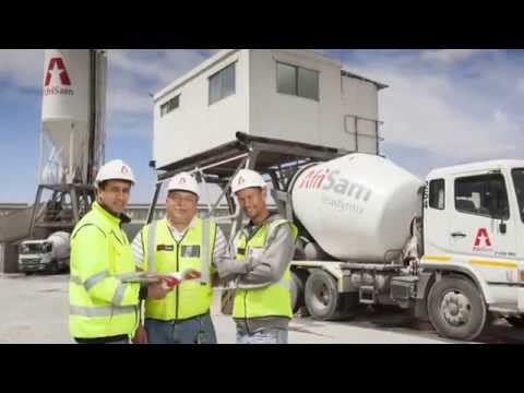 AfriSam, CLF deal will provide 'total solutions' to their customers [construction]