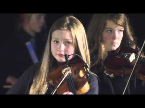 'snas and the Highland Youth Pipe Band
