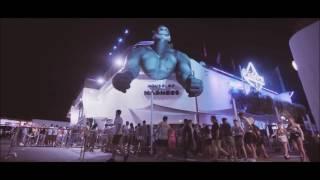 Daddy yankee -  Shaky Shaky VS Dvbbs - Tsunami (DJ Ortega Mashup) ♪EDM 2016♬ [VideoClip Oficial]