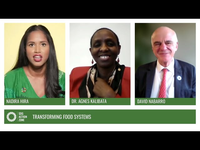 In Conversation – Transforming Food Systems