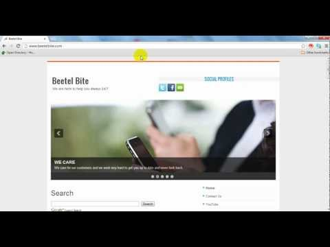 How to Submit your website on dmoz