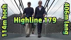 HighLine179: Die (ehemals) längste Hängebrücke der Welt bei Reutte/Tirol:#224