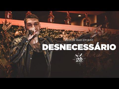 Lucas Lucco - Desnecessário  DVD De Bar em Bar Goiânia
