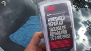 Fix Crack in Windshield in Easy Steps