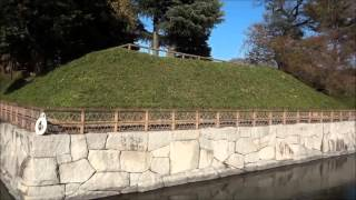 壬生城(Mibu Castle)-栃木県壬生町