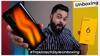 realme 6 Pro Unboxing And First Impressions ⚡⚡⚡ SD 720G-NavIC, 90Hz Display, 30W Charging And More