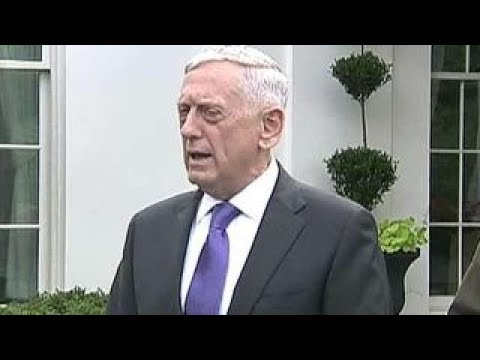 Download Youtube: Mattis warns of 'massive military response' to NKorea threat