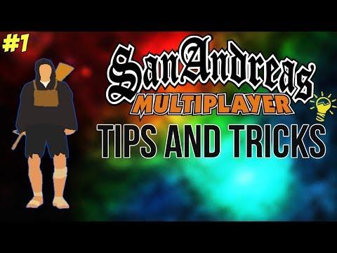 SAMP - TIPS AND TRICKS