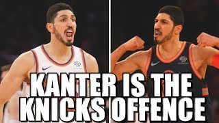 Enes Kanter will be the Scoring Star for the New York Knicks!
