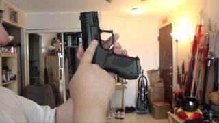 Umarex XBG BB Pistol - Shooting Power Test Review