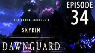 Skyrim: Dawnguard Walkthrough in 1080p, Part 34: Jiub, Savior of the Dunmer (in 1080p HD)