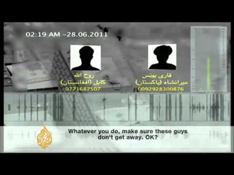 Afghan police release Taliban phone recordings