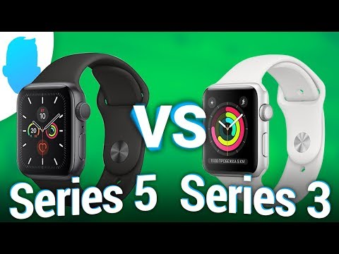 Apple Watch Series 5 или Series 3 — не совершай ОШИБКУ!
