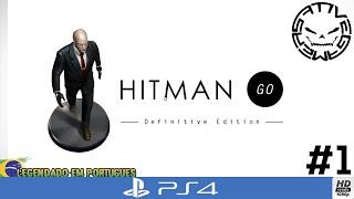 HITMAN GO: DEFINITIVE EDITION- O ASSASSINO DO TABULEIRO (Português-BR) PS4