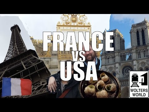 France vs America: What You Should Know Before You Visit France