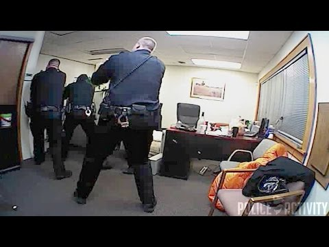 Bodycam released in Minn. standoff