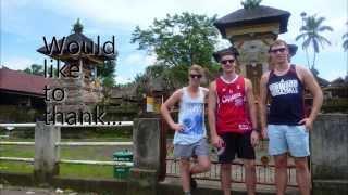 Bali Trip - January/February 2014