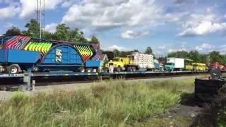 James E Strates Train 2016