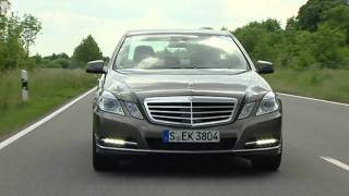 Test: Mercedes E-Klasse BlueEFFICIENCY