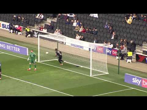 Milton Keynes Rotherham Goals And Highlights