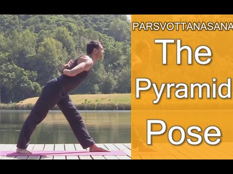 How To Do Parsvottanasana The Pyramid Pose