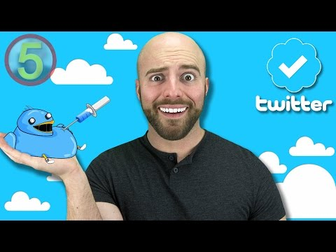 AMAZING Facts You Never Knew About TWITTER!-Facts in 5