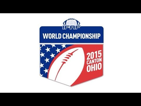 IFAF World Championship 2015, Round 1 Game 3: Mexico vs USA