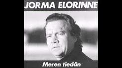 Jorma Elorinne - Meren tiedän - CD Meren tiedän 1988