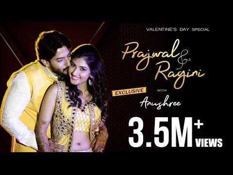 EXCLUSIVE: Valentine's Day Special - Prajwal Devaraj & Ragini Prajwal Interview With Anushree