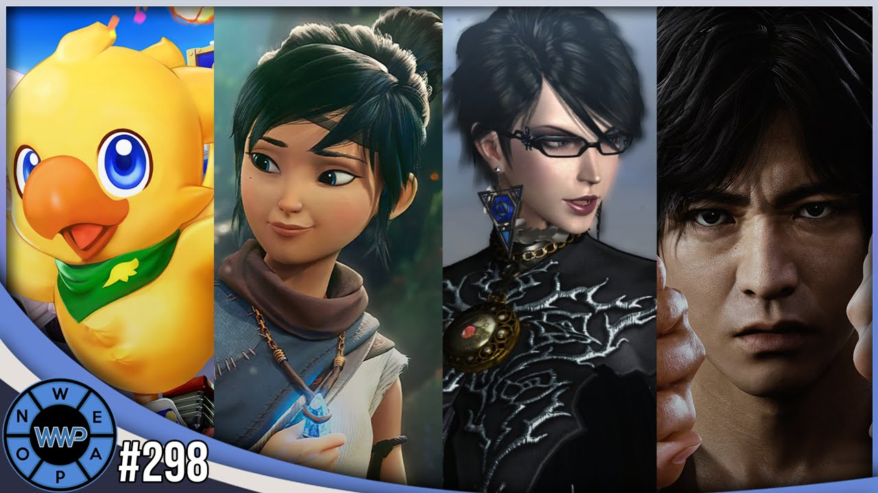 Download Halo Infinite | Kena: Bridge Of Spirits | Nintendo Direct | World War Z | Lost Judgement - WWP 298