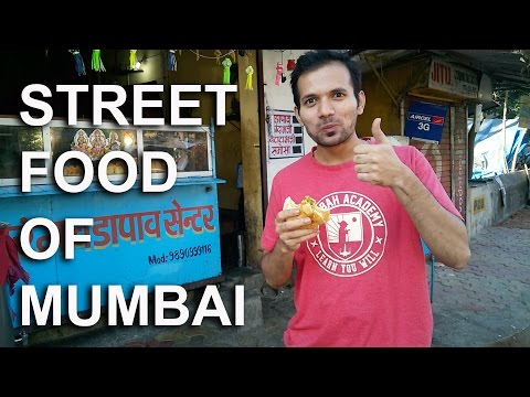 Street food of Mumbai | Travelling India