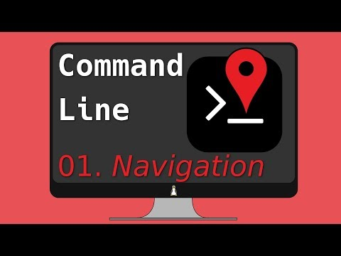01. The Linux Command Line Ultimate Tutorial - Navigation