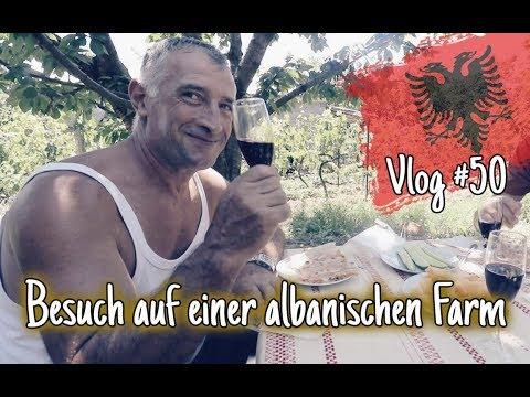 Albaner zeigt uns seine Farm ⎜ Vlog #50