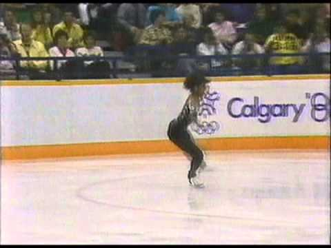 1988 ABC Winter Olympic Evening Close