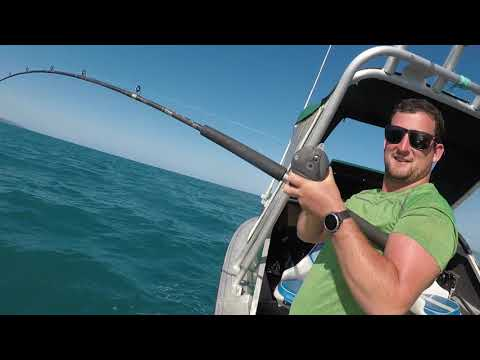An Epic Days Fishing And Diving Off Waimarama With The Boys.