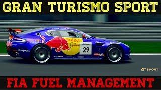 GT Sport - FIA Race & Fuel Management Tips