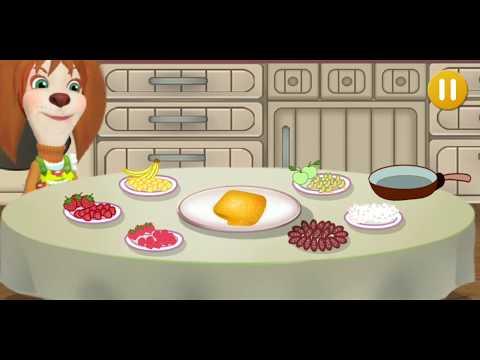 Барбоскины.Лиза готовит блины