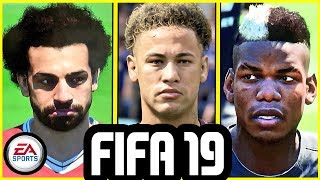 300 AMAZING NEW FACES ADDED TO FIFA 19