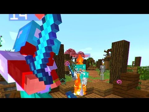 La Frustrazione per l'Hacker   La Guerra in Minecraft: Mega SkyWars ITA