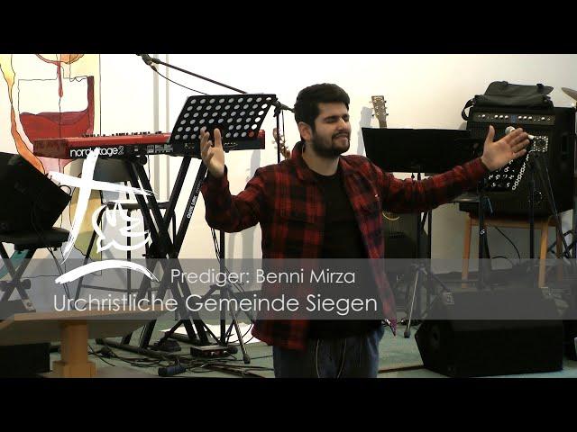 UGS - Predigt vom 09.02.2020 - Benjamin Mirza - Thema: Der Neue Bund