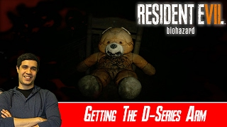 How To Get The D-Series Arm - Resident Evil 7 [Normal] [#07]