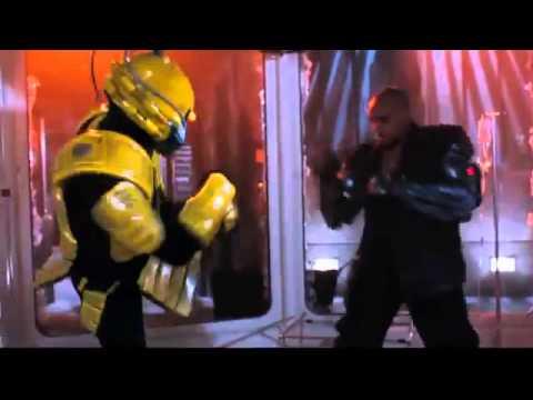 Mortal Kombat Annihilation: Jax and Sonya vs Cyrax