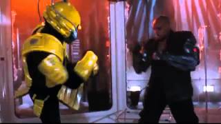 Mortal Kombat Annihilation: Jax and Sonya vs Cyrax