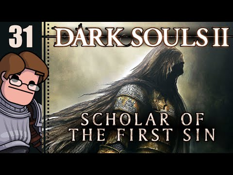 Dark Souls II: Scholar of the First Sin Part 31 - Drangleic Castle, Frozen Flower, Sublime Bone Dust
