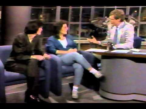 Letterman: Barbara Gaines [1986]