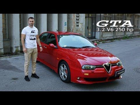 Specijal test: Alfa Romeo 156 GTA - ZALJUBIO SAM SE!