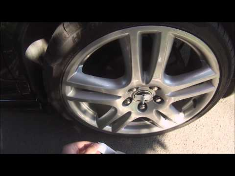 alloy wheel centre cap remove the easiest way