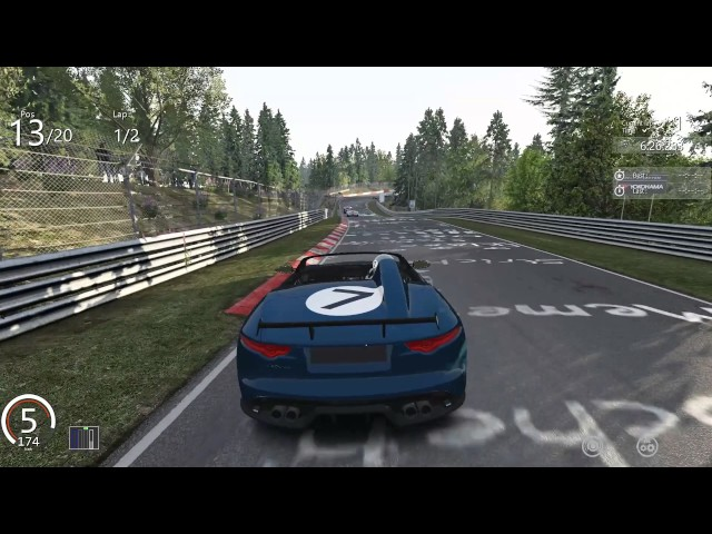 Assetto Corsa no meu notebook com G29