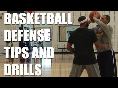 Basketball Tips: How to play defense with Mo Williams